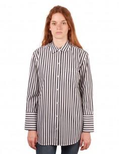 equipment Stripped cotton shirt