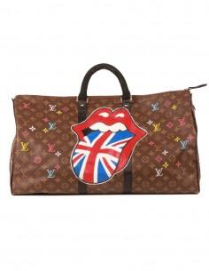 """Sac de voyage PHILIP KARTO """"The Rolling Stones"""""""