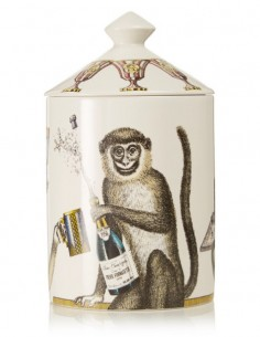 """FORNASETTI """"ANTIPATICO"""" scented candle 300g"""