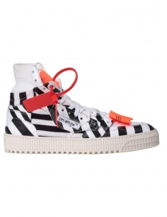 OFF-COURT sneakers off white