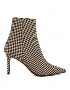 Boots en tissu BARBARA BUI à motif Vichy