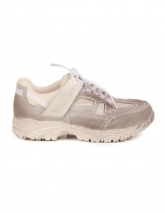 "MAISON MARGIELA ""SECURITY"" sneakers with dirty treatment"