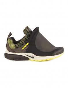 Baskets Air Presto Foot Tent noires CDG H+ x Nike