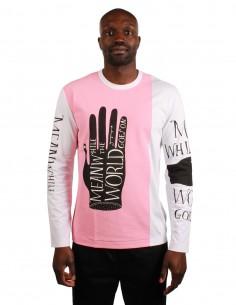 """Tee-shirt """"Meanwhile"""" Comme des Garçons Homme Plus"""