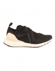"ADIDAS X STELLA McCARTNEY ""ULTRA BOOST T"" black trainers for women"
