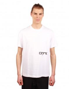 Tee-shirt à logo en coton OAMC blanc pour Homme