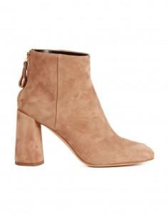 Boots PREMIATA à talon beige pour Femme