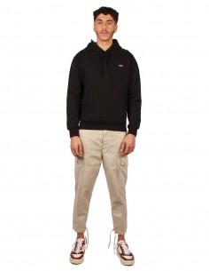 Pantalon Beige Patchwork style Cargo AMI PARIS pour Homme