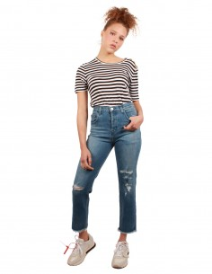 J BRAND Wynne relaxed-fit denim jeans