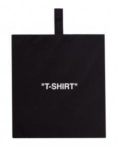 Sac noir OFF-WHITE pour t-shirt