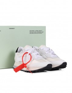 Baskets OFF-WHITE Runner blanches