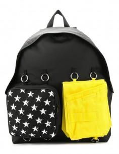 sac-raf-simons-eatspack-bagpack-yellow-jaune-noir-black