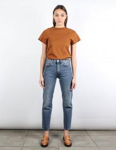 TOTEME jean bleu 'Original' vintage fit medium rise