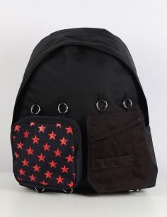 RAF SIMONS x EASTPAK sac à dos Padded Doubl'r étoiles rouges