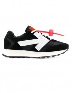 "Off-white ""Runner"" sneakers in black"