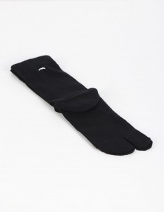 MAISON MARGIELA black Tabi socks