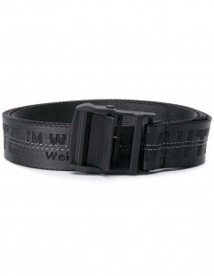 Off-White belt in black