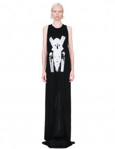 Rick Owens DRKSHDW long dress