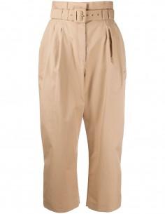 Pantalon ZIMMERMANN à pinces ceinture taille haute