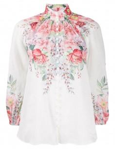 Bellitude floral ZIMMERMANN blouse