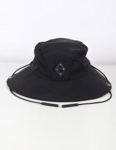 Wide Bob in black cotton A-COLD-WALL