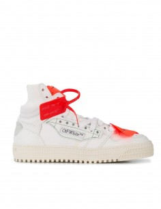 OFF-WHITE baskets montantes 3.0 blanches