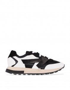 Baskets bicolores OFF-WHITE*