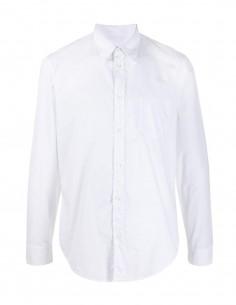 White 1 pocket cotton shirt Maison Margiela.