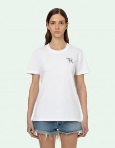 T-shirt blanc trombones OFF-WHITE*