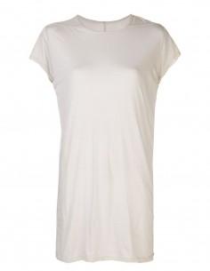 T-shirt écru à manches courtes Rick Owens DRKSHDW
