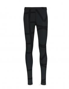TOTEME black high waisted leggings winter 2020