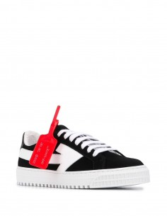 "OFF-WHITE black ""Arrow"" Sneakers"