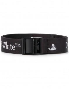 """Ceinture """"New Logo"""" Noire Off-White Mixte FW 20"""