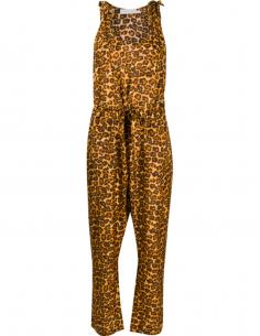 Combinaison imprimé léopard ZIMMERMAN