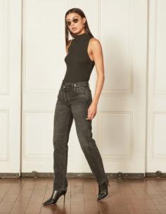 boyish grey black casey jeans