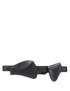 A-COLD-WALL black holster belt bag for men, fall/winter 2020