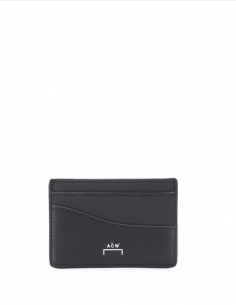 Black A COLD WALL card holder
