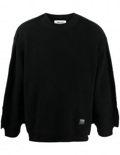 Ambush Sweater Round Neck Knit Collars Sleeves