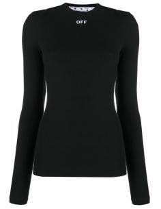 Black Basic Tee Shirt Long Sleeves