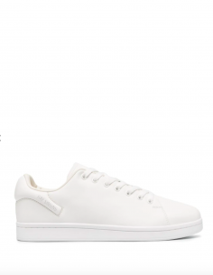WHITE ORION SNEAKERS BACK PUFFER