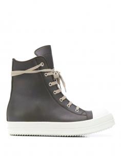 Grey Ramones High Sneakers