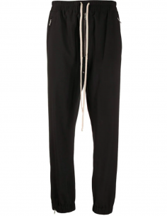 Pantalon Jogging Elastique Noir
