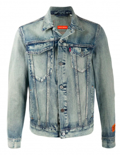 Vintage Denim Jacket HERON PRESTON x Levi's