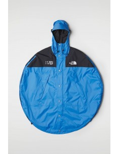Two-coloured Ball Parka Mm6 X The North Face