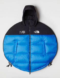Two-Tone Ball Down Jacket MM6 x The North Face