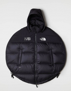 Doudoune Boule Noire MM6 x The North Face