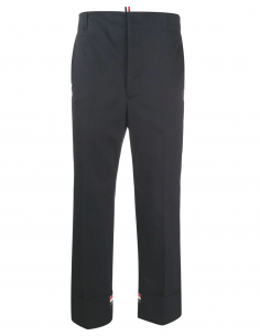 thom browne Chino pants with lapel men fw20