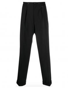 Pantalon noir taille haute ambush homme fw20