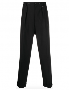 ambush High waisted pants in black men fw20