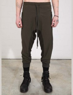 thom krom Jogging pants in khaki